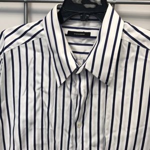 Shirts - Men's button down shirt Gazzarrini size XXL